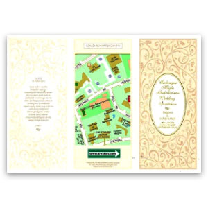 Name Cards. Wedding Invitations