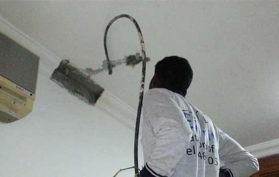 ceiling water leakage 2