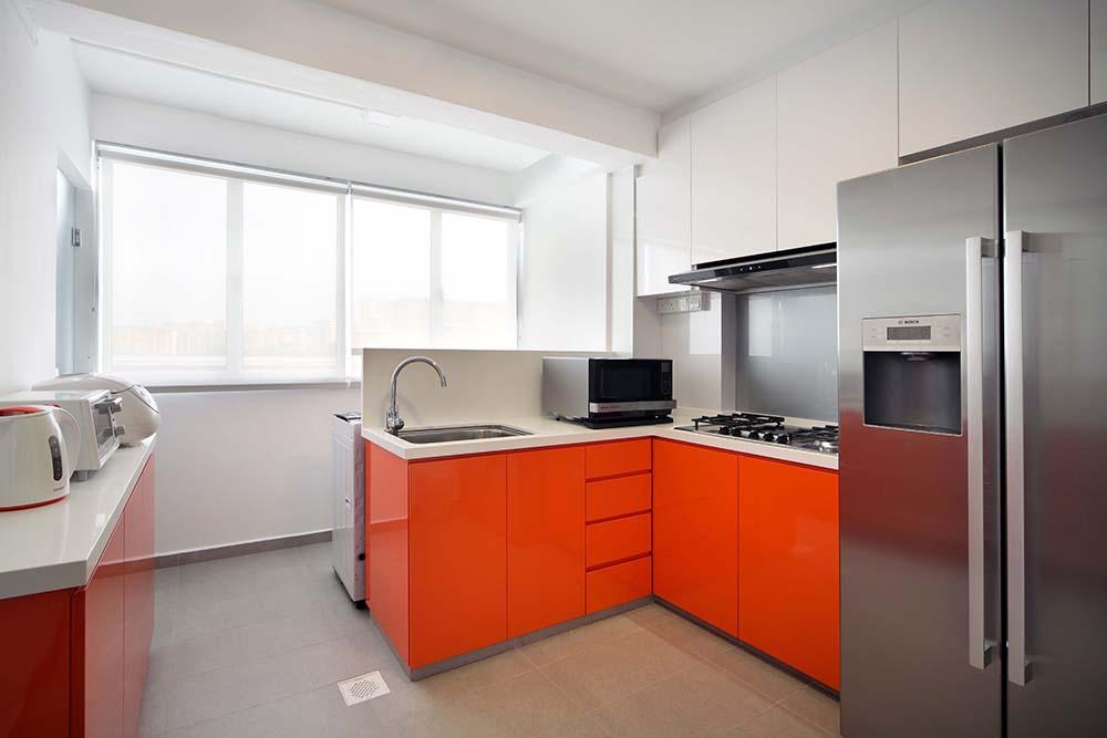 Kitchen - Hamid & Sons Interior Design