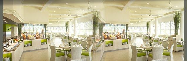 Garden Cafe Restaurant Aruba