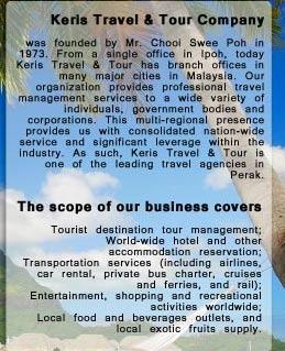 Keris Travel Tour Selangor Sdn Bhd