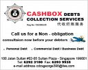 Cashbox Debts Collection Service Photos