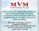 MVM Roofing Pte Ltd Photos