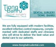 Tiong Bahru Dental Surgery Pte Ltd