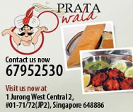 Prata Wala (First Gourmet Pte Ltd)