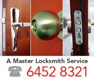 A Master Locksmith Services