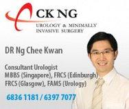 CK Ng Urology & Minimally Invasive Surgery