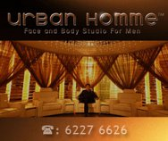 Urban Homme Face and Beauty Studio For Men