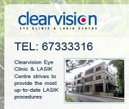 Clearvision Eye Clinic Pte Ltd