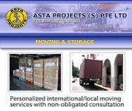 Asta Projects S Pte Ltd