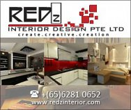 Redz Interior Design Pte Ltd