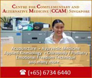 Centre For Complementary & Alternative Medicine