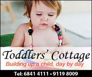 Toddlers' Cottage