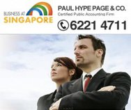 Paul Hype Page & Co Certified Public Accountants
