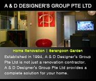 A D Designers Group Pte Ltd