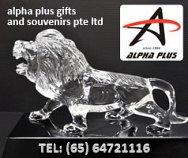 Alpha Plus Gifts & Souvenir Pte Ltd