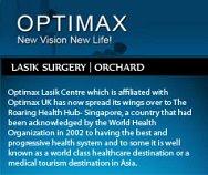 Optimax Lasik Centre Singapore Pte Ltd