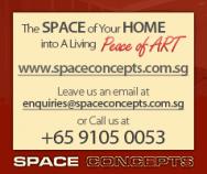Space Concepts Design Pte Ltd