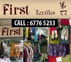 First Textiles Photos