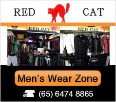 Red Cat Photos