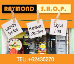 Raymond Shop Photos