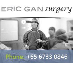 Eric Gan Surgery Photos