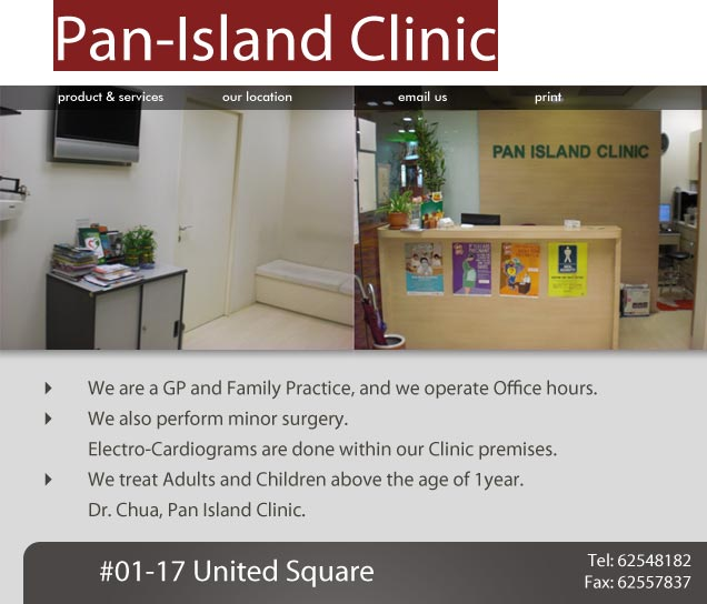 Pan-Island Clinic Photos
