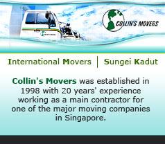 Collin's Movers Pte Ltd Photos