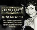 Immigrant Bar Jakarta Photos