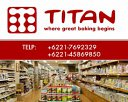 Titan Baking Photos