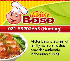 Mister Baso Photos