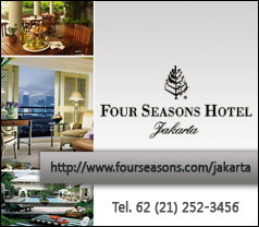 Four Seasons Hotel Jakarta Photos
