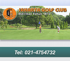 Jakarta Golf Guide & Courses Photos