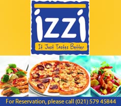 Izzi Pizza Photos