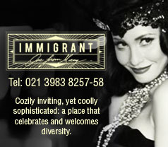 Immigrant Bar Jakarta Photos