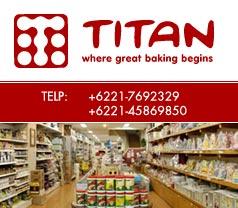 Titan Baking Photos