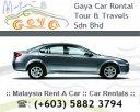 Gaya Car Rental Tours & Travel Sdn Bhd Photos