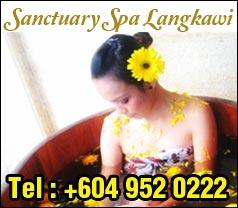Sanctuary Spa Langkawi Photos