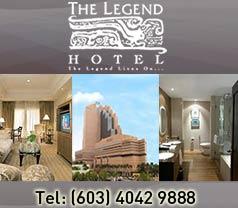 The Legend Hotel & Apartments Kuala Lumpur Photos