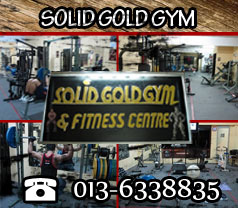 Solid Gold Gym Photos