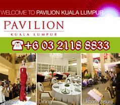 Pavilion Kuala Lumpur Photos