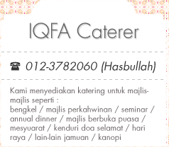 IQFA Catering Photos