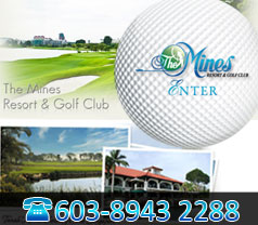 Mines Resort Golf Club Photos
