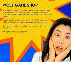 Wolf's Game Shop Photos