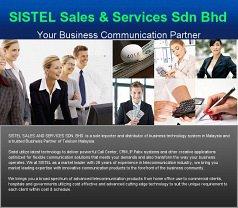 Sistel Sales & Services Sdn Bhd Photos