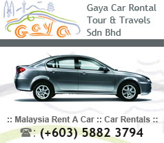 Gaya Car Rental Tours & Travel Sdn Bhd Photos
