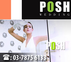 Posh Wedding Bridal Gallery Sdn Bhd Photos