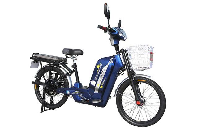 Modern City E Bike