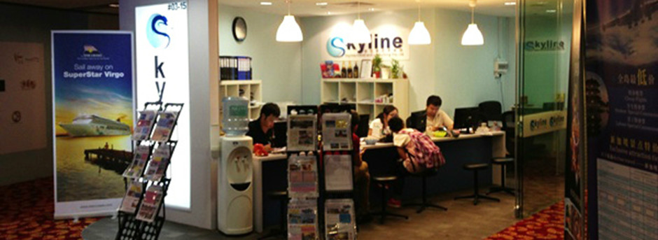 Skyline Travel And Consulting Pte Ltd Chinatown Point
