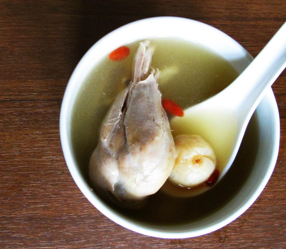 Qi Tonic Chicken Soup
